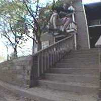 Ollie 9 Stair, Take The Mike Caudle.